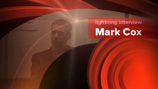 Link to video recording of interview with Mark Cox
